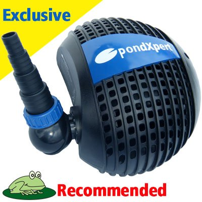 Pond pump reviews 2018 best pond pump for your garden pond for Pond filters reviews